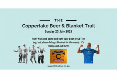 Copperlake Beer & Blanket Trail