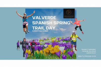 The Valverde Spanish Spring Trail Day