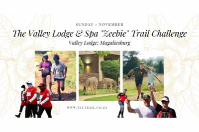 """The Valley Lodge """"Zeebie"""" Challenge"""