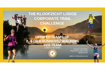 The Kloofzicht Corporate Trail Challenge