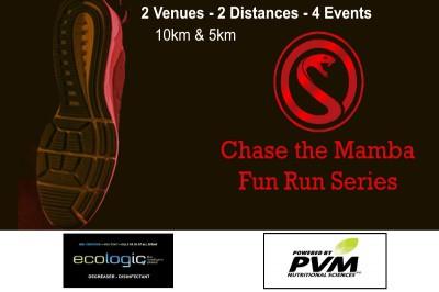 Chase The Mamba FunRun Series #2