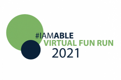 #IAmAble Virtual Fun Run 2021