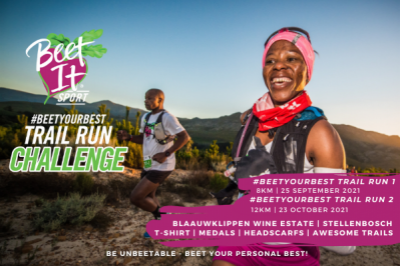 BEET IT Sport Trail Run Challenge