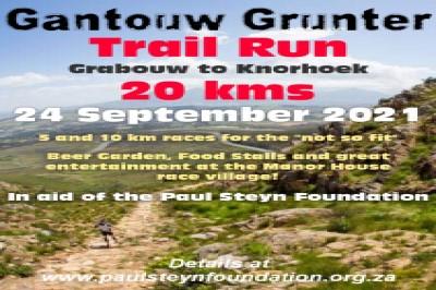 Gantouw Grunter Trail Run