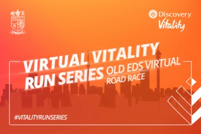 Old Eds Virtual Road Race with Discovery Vitality