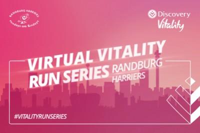Randburg Harriers Virtual Road Race with Discovery Vitality