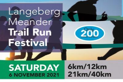 The Langeberg Meander Trail Run Festival