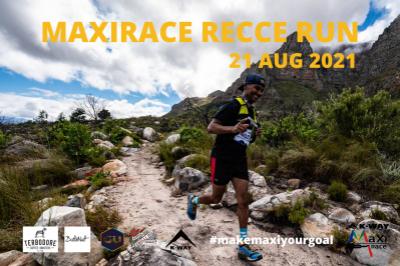 Maxirace Recce Run Aug 2021