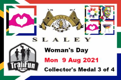TrailFun Holiday Series 3 of 4 : Slaley (Monday)