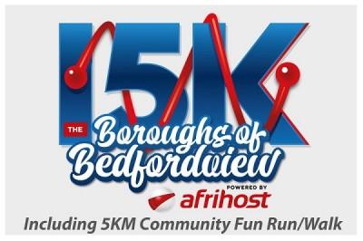 Boroughs of Bedfordview 5 & 15km event 2021