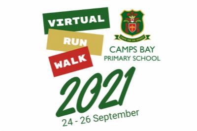 CAMPS BAY PRIMARY SCHOOL VIRTUAL RUN/WALK