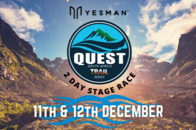 QUEST 2 Day Christmas Trail Run