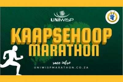 Uniwisp Kaapsehoop Marathon