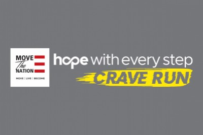 Hope With Every Step Crave Run