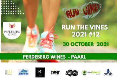 Run The Vines #12 Perdeberg Wines