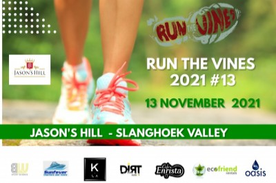 Run The Vines #13 - Jason's Hill