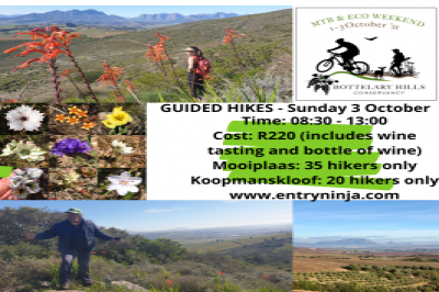 BHRC Guided Hikes