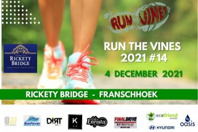 Run The Vines #14- Rickety Bridge