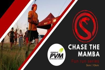 Chase The Mamba FunRun @ Grootfontein