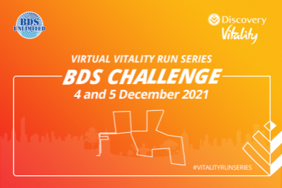 BDS Challenge with Discovery Vitality