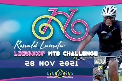 Ronald Lamola Leeuwkop MTB Change