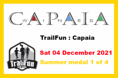 TrailFun Summer Series 1 of 4 : Capaia