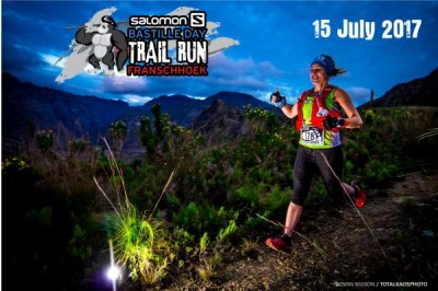 Salomon Bastille Day Trail Run 2017