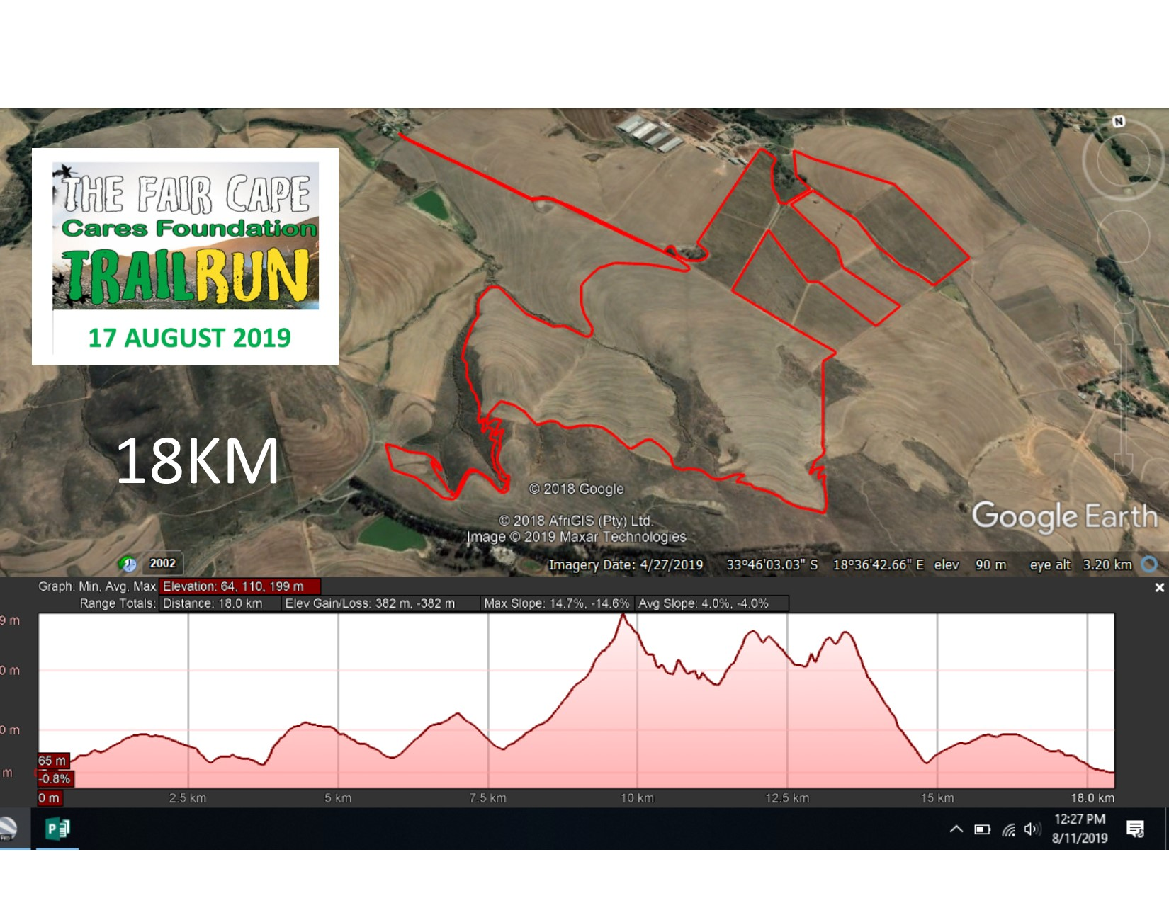 Fair Cape Trail Run | Events - Entry Ninja