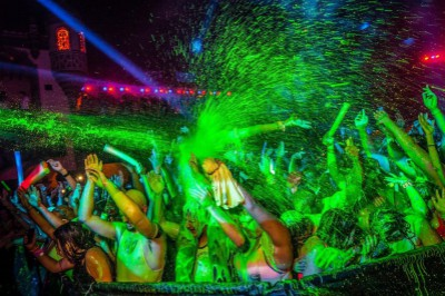 The UV Paint Party